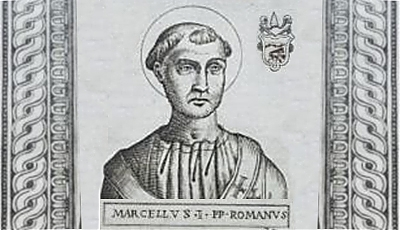 Święty Marceli I, papież i męczennik (16.01.2021)