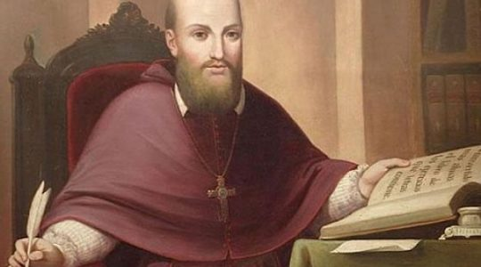 Święty Franciszek Salezy, biskup i doktor Kościoła (24.01.2021)