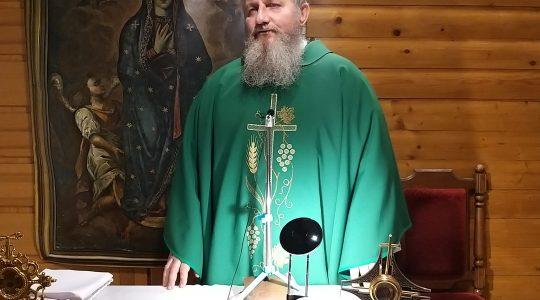 Transmisja Mszy Świętej-II Niedziela Zwykła, 17.01.2021