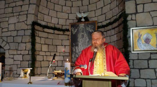 La Santa Messa in diretta alle ore 18.30-Florencja 21.01.2021