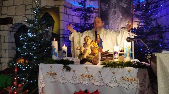 Transmisja Mszy Świętej o godz. 19.30-Florencja 02.01.2021