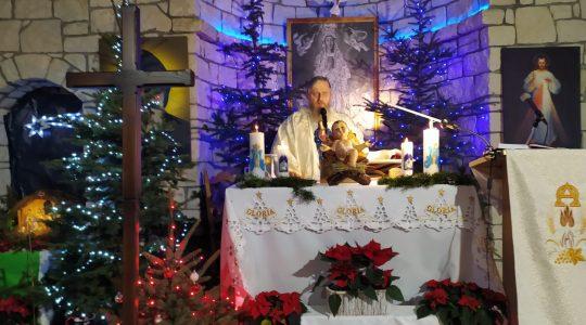 Transmisja Mszy Świętej godz.19.30- II Niedziela po Narodzeniu Pańskim-Florencja 03.01.2021