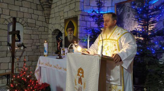 Transmisja Mszy Świętej o godz 19.30-Chrzest Pański, Florencja 10.01.2021
