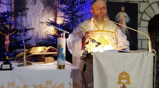 La Santa Messa in diretta,ore 18.30-Battesimo del Signore-Florencja 10.01.2021