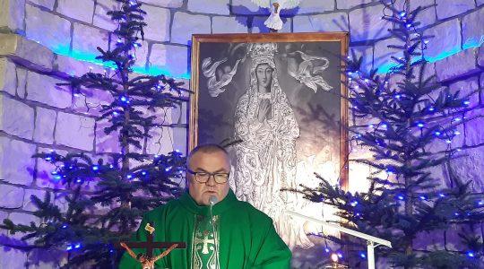 Transmisja Mszy Świętej-Florencja 14.01.2021