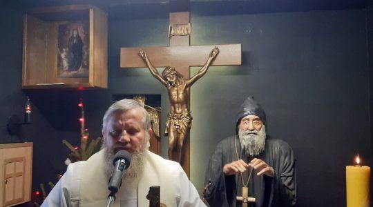 La Santa Messa in diretta-Florencja 13.01.2021