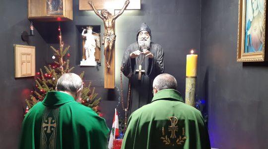 Florenckie Promyki i Promyczki św. Charbela (14.01.2021)