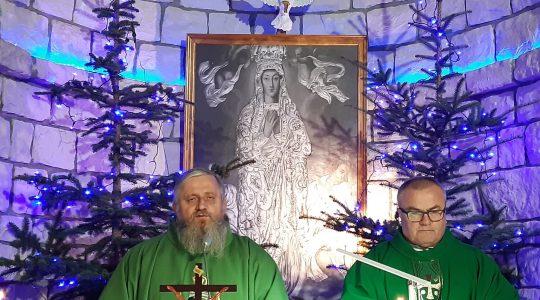 Transmisja Mszy Świętej-Florencja 15.01.2021