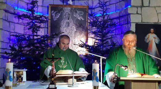 La Santa Messa in diretta-Florencja 15.01.2021