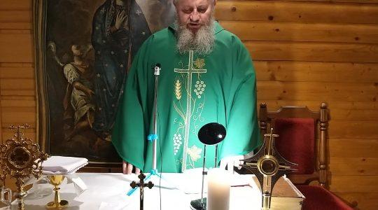 La Santa Messa in diretta alle ore 18.30-18.01.2021