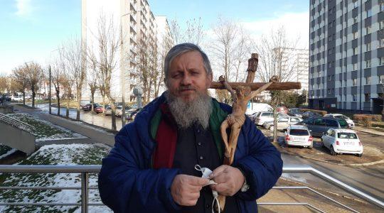 Piątkowa misja w Skarżysku-Kamiennej 22.02.2021.