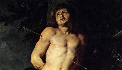 Święty Sebastian, męczennik (20.01.2021)