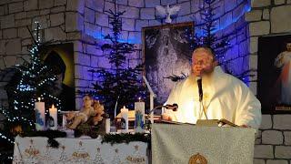 La Santa Messa in diretta alle ore 18.30-Florencja 04.01.2021