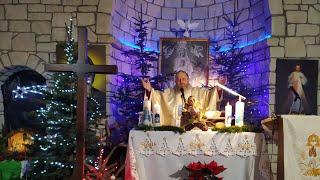 Transmisja Mszy Świętej o godz. 19.30-Florencja 04.01.2021