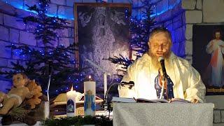Transmisja Mszy Świętej o godz.19.30-Ofiarowanie Pańskie-Florencja 06.01.2021