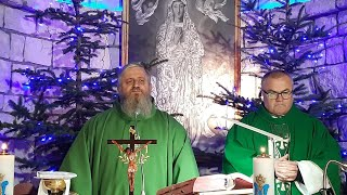 Transmisja Mszy Świętej, godz. 11.00-III Niedziela Zwykła-Florencja 24.01.2021