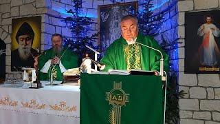 La Santa Messa in diretta alle ore 18.30-III Domenica Del Tempo Ordinario-Florencja 24.01.2021