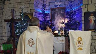 Transmisja Mszy Świętej-Florencja 07.01.2020