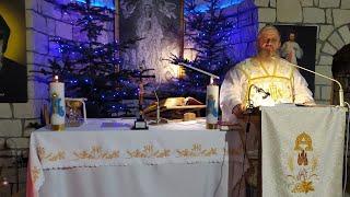 Transmisja Mszy Świętej-Florencja 26.01.2021