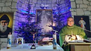 Transmisja Mszy Świętej,godz.11.00-II Niedziela Zwykła,Florencja 17.01.2021