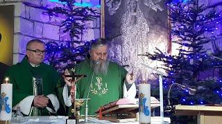 La Santa Messa in diretta alle ore 17.00-Florencja 22.01.2021