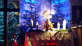 Modlitwa Różańcowa o godz 17.45-Santo Rosario alle ore 17.45-Florencja 02.01.2021