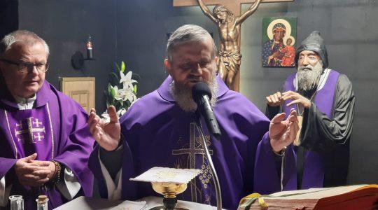 Koronka do Bożego Miłosierdzia-transmisja Mszy Świętej-Florencja 03.03.2021