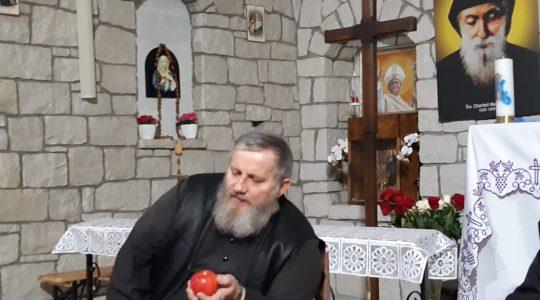 Katecheza z… pieczonym jabłkiem 28.02.2021