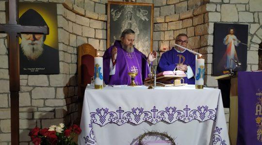 Transmisja Mszy Świętej godz. 11.00-II Niedziela Wielkiego Postu,Florencja 28.02.2021