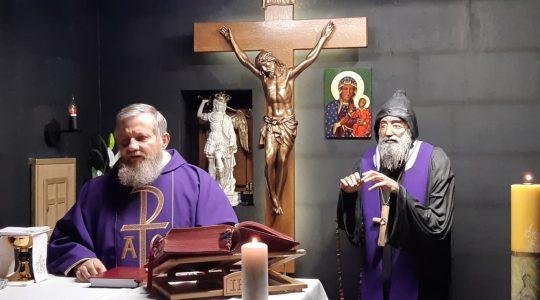 Transmisja Mszy Świętej,godz.19.30-Florencja 03.03.2021