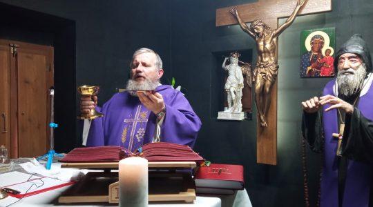 La Santa Messa in diretta alle ore 18.30-Florencja 03.03.2021