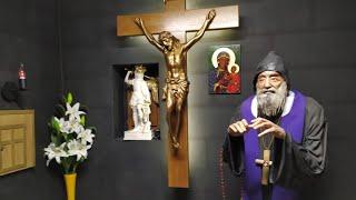 Dziś we Florencji dzień ze św. Charbelem 22.03.2021.
