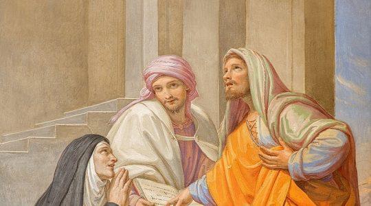 Nawrócenie św. Augustyna, biskupa i doktora Kościoła (24.04.2021)
