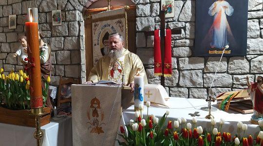 La Santa Messa in diretta alle ore 19.00- Domenica della Divina Misericordia-Florencja 11.04.2021