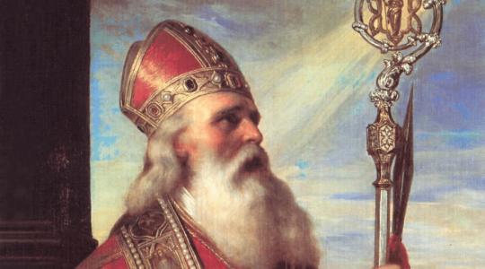 Święty Wojciech, biskup i męczennik główny patron Polski (23.04.2021)