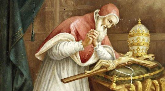 Święty Pius V, papież (30.04.2021)