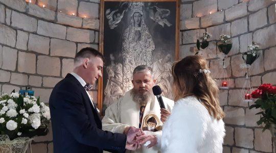 Ślub we Florencji – po raz pierwszy (06.04.2021)