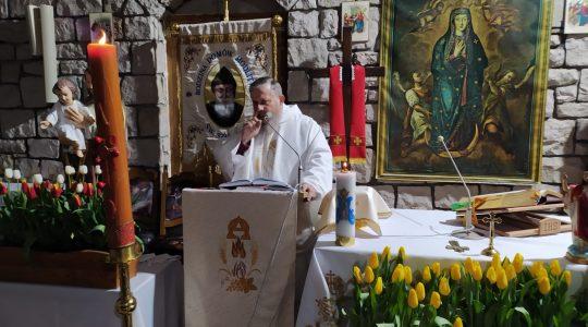 La Santa Messa in diretta alle ore 19.00-Sabato, L'Ottavo di Pasqua, Florencja 10.04.2021