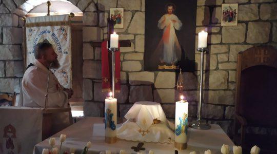 Godzina Miłosierdzia-Ora della Misericordia-Florencja 11.04.2021, godz. 15.00