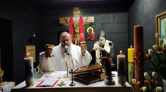 La Santa Messa in diretta alle ore 19.00-Florencja 14.04.2021