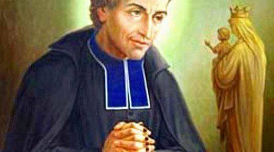 Święty Ludwik Maria Grignon de Montfort, prezbiter (28.04.2021)