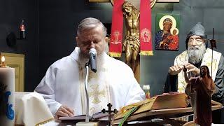 La Santa Messa in diretta alle ore 19.00-Florencja 13.04.2021