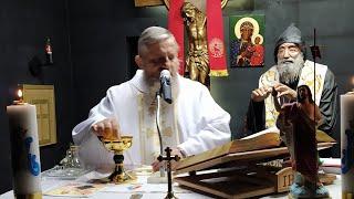 Transmisja Mszy Świętej o godz. 20.00-Florencja 13.04.2021