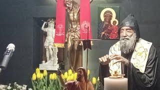 La Santa Messa in diretta alle ore 19.00-Florencja 16.04.2021
