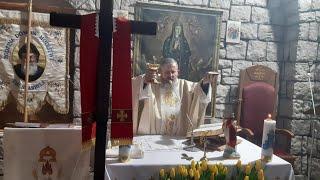 La Santa Messa alle ore 19.00-Venerdi Fra L'Ottava Di Pasqua-Florencja 09.04.2021