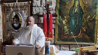 Transmisja Mszy Świętej o godz. 20.00-Sobota w Oktawie Wielkanocy,Florencja 10.04.2021