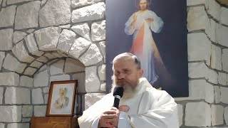 Transmisja Mszy Świętej o godz. 11.00-II Niedziela Wielkanocy,Miłosierdzia Bożego-Florencja 11.04.2021
