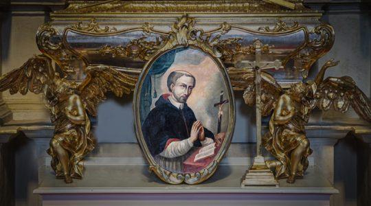 Święty Stanisław Kazimierczyk, prezbiter (05.05.2021)