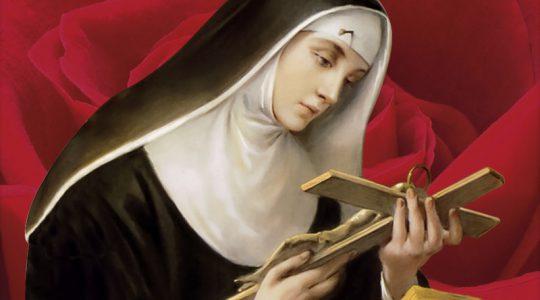 Święta Rita z Cascia, zakonnica (22.05.2021)