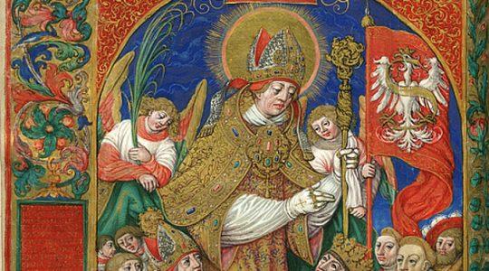 Święty Stanisław, biskup i męczennik główny patron Polski (08.05.2021)